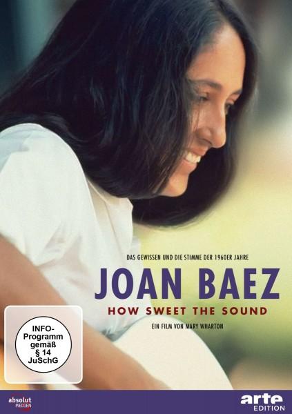 Image of Joan Baez - How Sweet the Sound (Sonderausgabe)