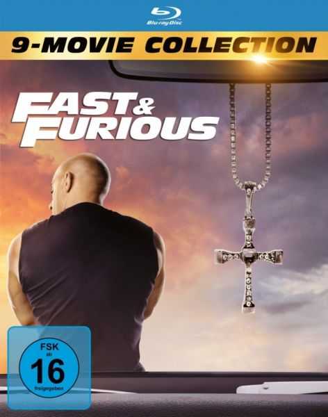 Fast & Furious 9 Movie Collection