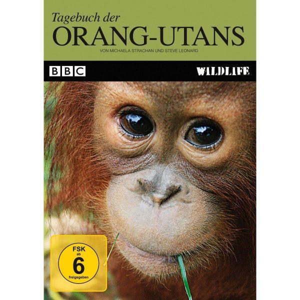 BBC Wildlife: Tagebuch der Orang-Utans (Teil 1)