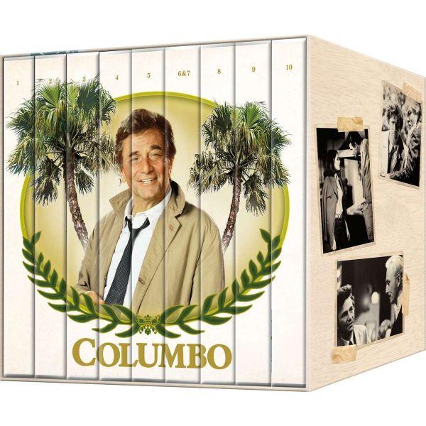 Columbo Gesamtbox Repl.