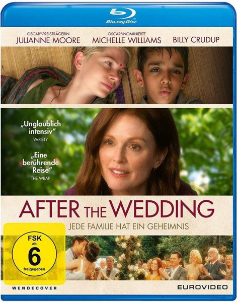 Image of After the Wedding - Jede Familie hat ein Geheimnis Blu Ray