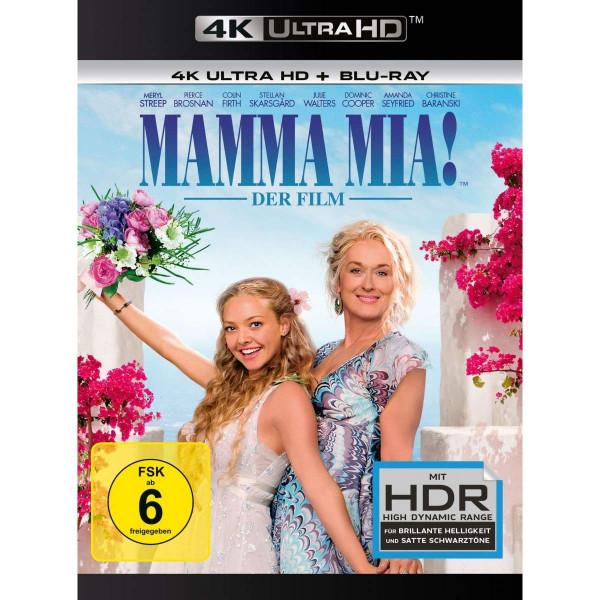 Mamma Mia! 4K Uhd