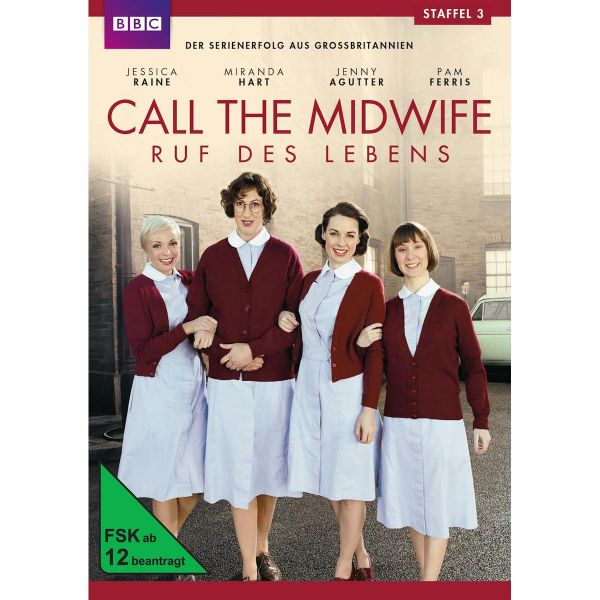 Call The Midwife -Staffel 3