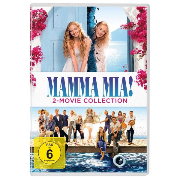 Mamma Mia! 2-Movie Boxset
