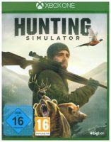 Hunting Simulator, 1 Xbox One-Blu-ray Disc