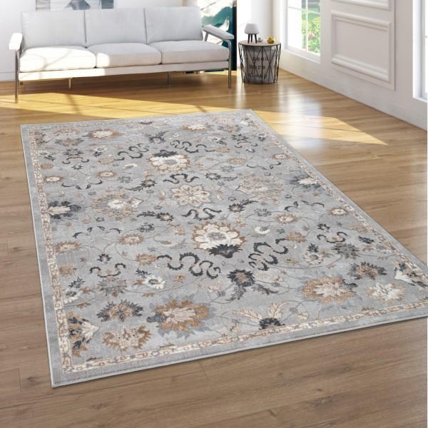 Teppich Wohnzimmer Orient Muster Mit Ornamenten