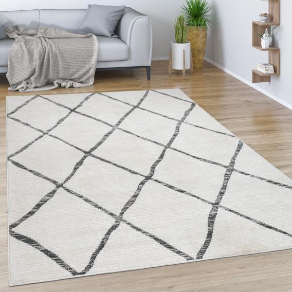Large Rug Pattern Scandi Modern