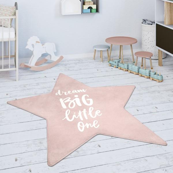 Kids Rug Rug Children's Room Stars Form