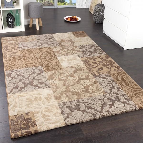 Teppich Modern Stylish Grau