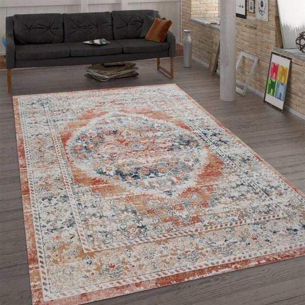 Tapis Design Oriental Tissage Plat Salon