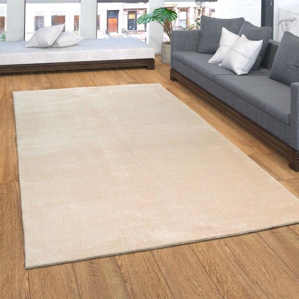 Teppich Weich Super Soft Wohnzimmer