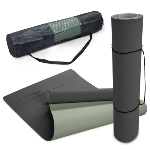 Non-Slip Yoga Mat Fitness Mat Washable