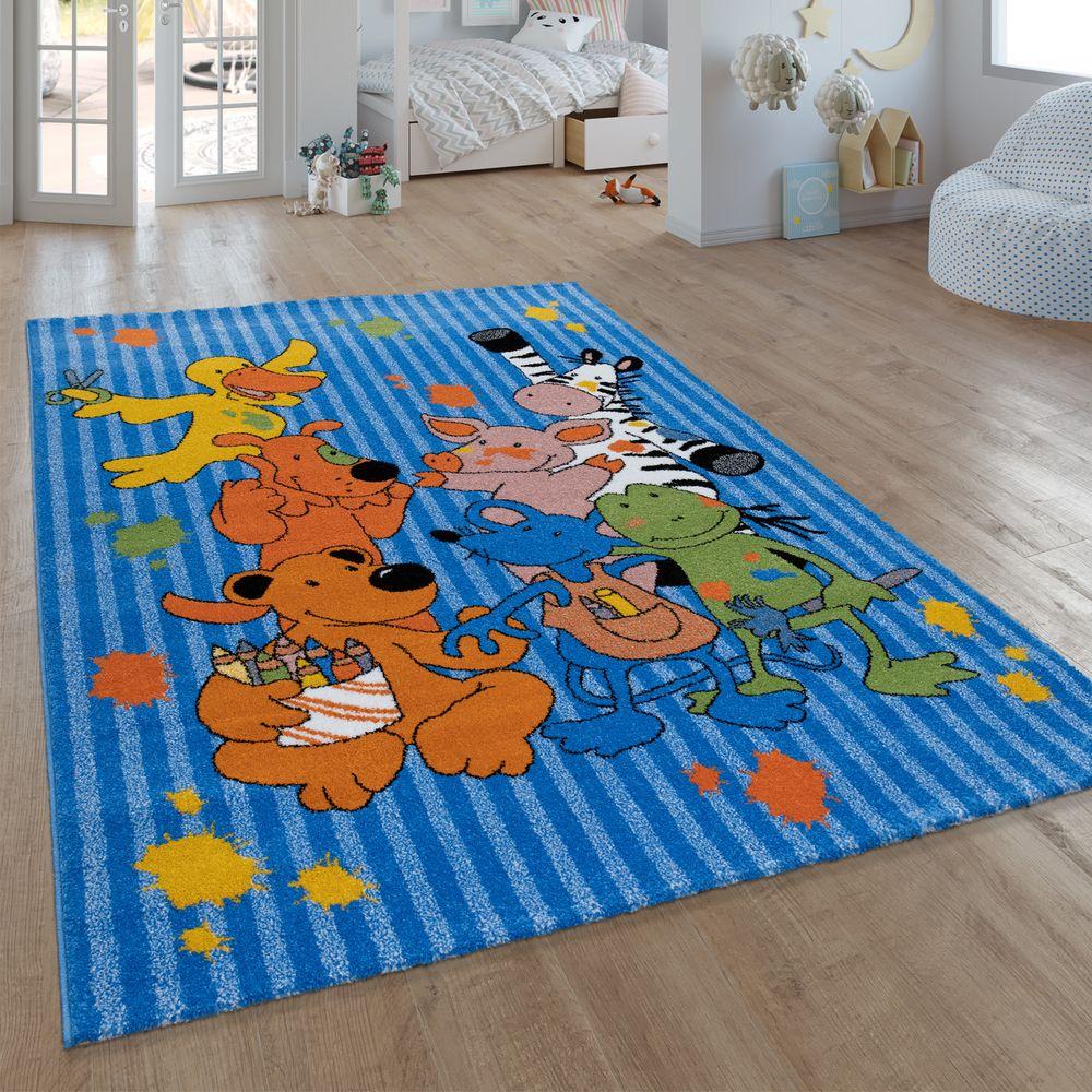 Kinder Teppich Die Lieben Sieben Design In Teppichcenter24
