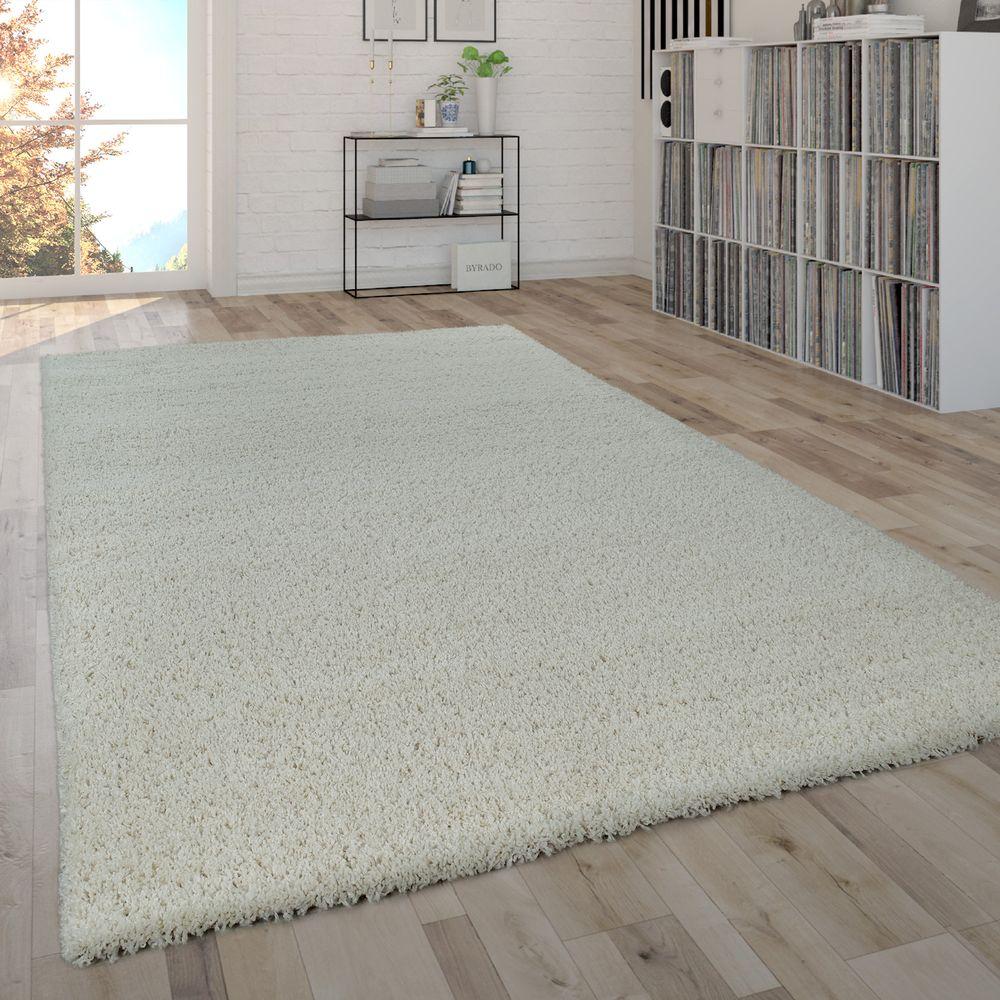 Hochflor-Teppich Wohnzimmer Shaggy