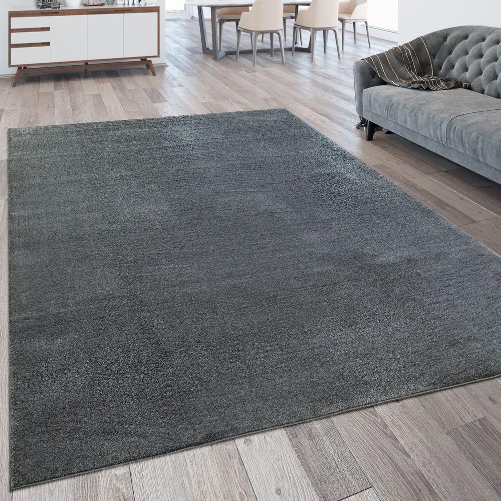 Kurzflor-Teppich Wohnzimmer Modern