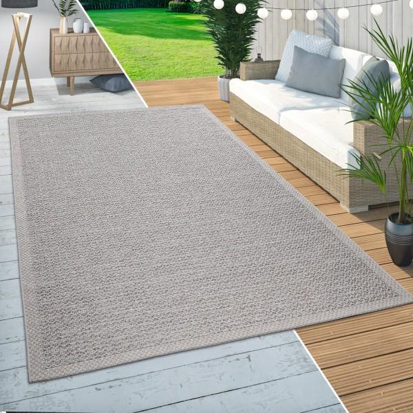In-& Outdoor Teppich Modernes Wellen Muster