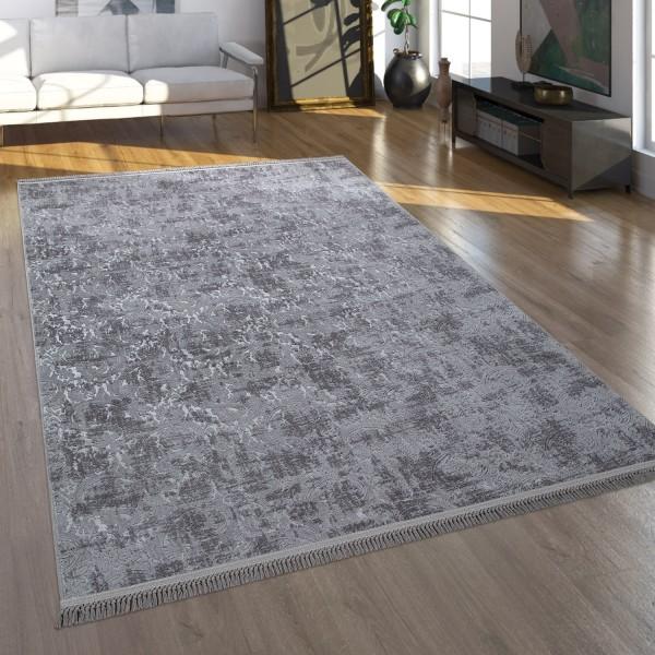 Tapis De Salon Motif Oriental Lavable