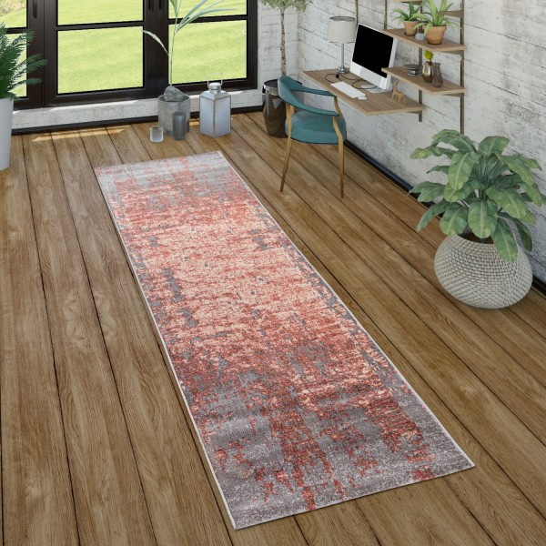 Rug Abstract Painting Look 3D Effect