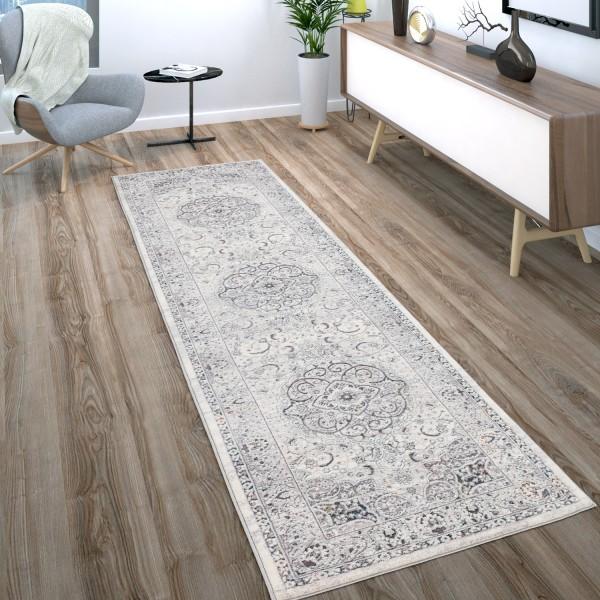 Teppich Wohnzimmer Orientalisches Muster Bordüre