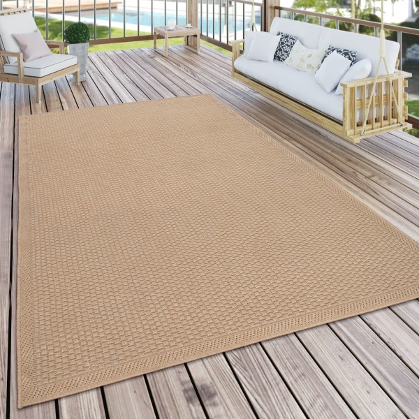 Indoor & Outdoor Rugs, Natural Look, Grey