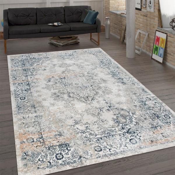Rug Oriental Design Flat-Weave Living Room
