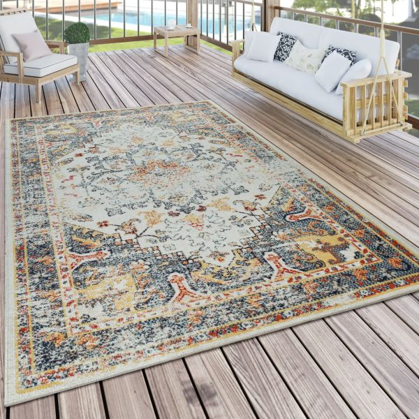 Alfombra Orient-Carpet Balcon de colores