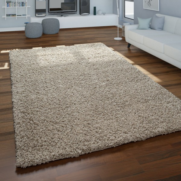Shaggy Large Rug High Pile Long Pile Soft