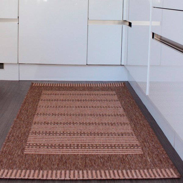 Aspect Sisal. Couleurs Variees