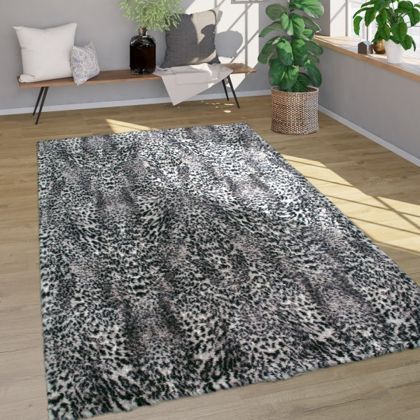 Tapis Salon Lavable Design Animal