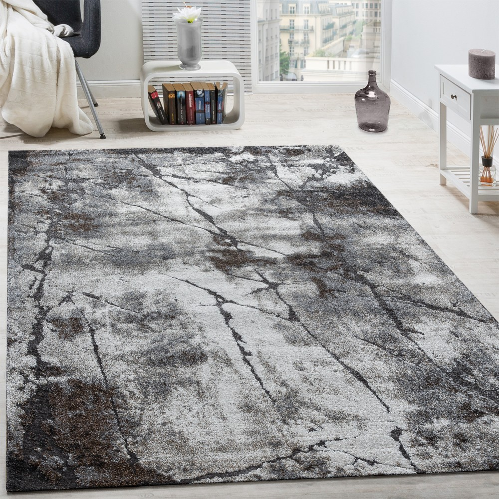 elegant designer rug abstract natural tones