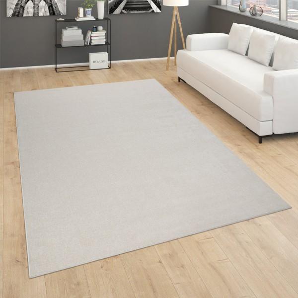 Teppich Wohnzimmer Modern Einfarbig Filz-Rücken