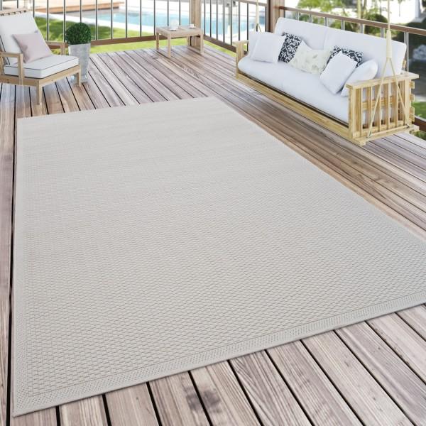 Outdoor Teppich Terrasse Balkon Küchenteppich Uni