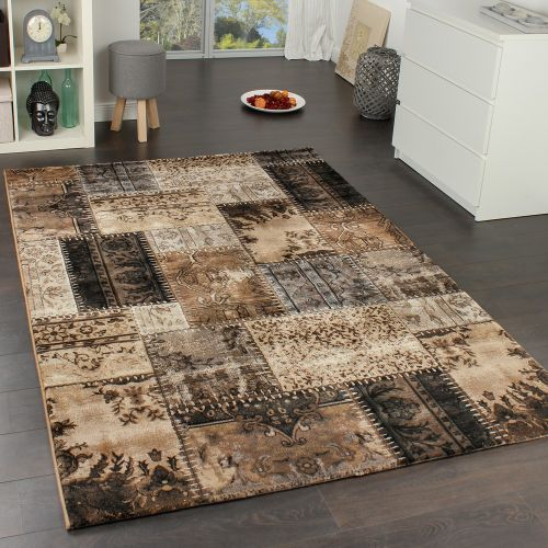 Teppich Karo Barock