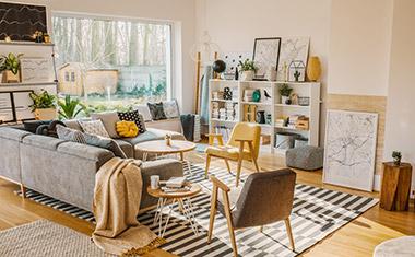Welche Farbe passt in welchen Raum? | Inspiration | teppich.de