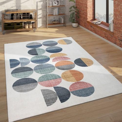 Teppich Abstraktes Design 3-D-Look Wohnzimmer