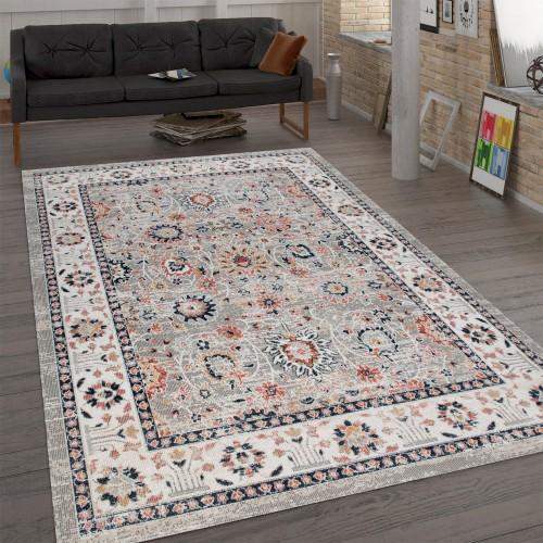 Teppich Orient-Design Flachgewebe Wohnzimmer