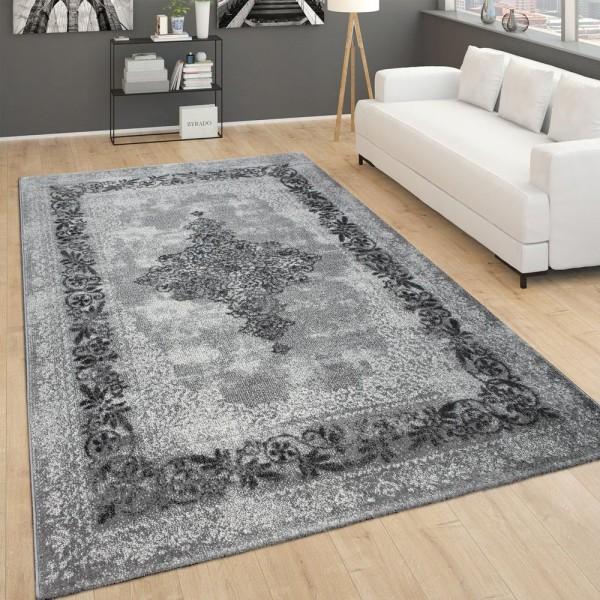 Vintage-Teppich Orient-Design Meliert
