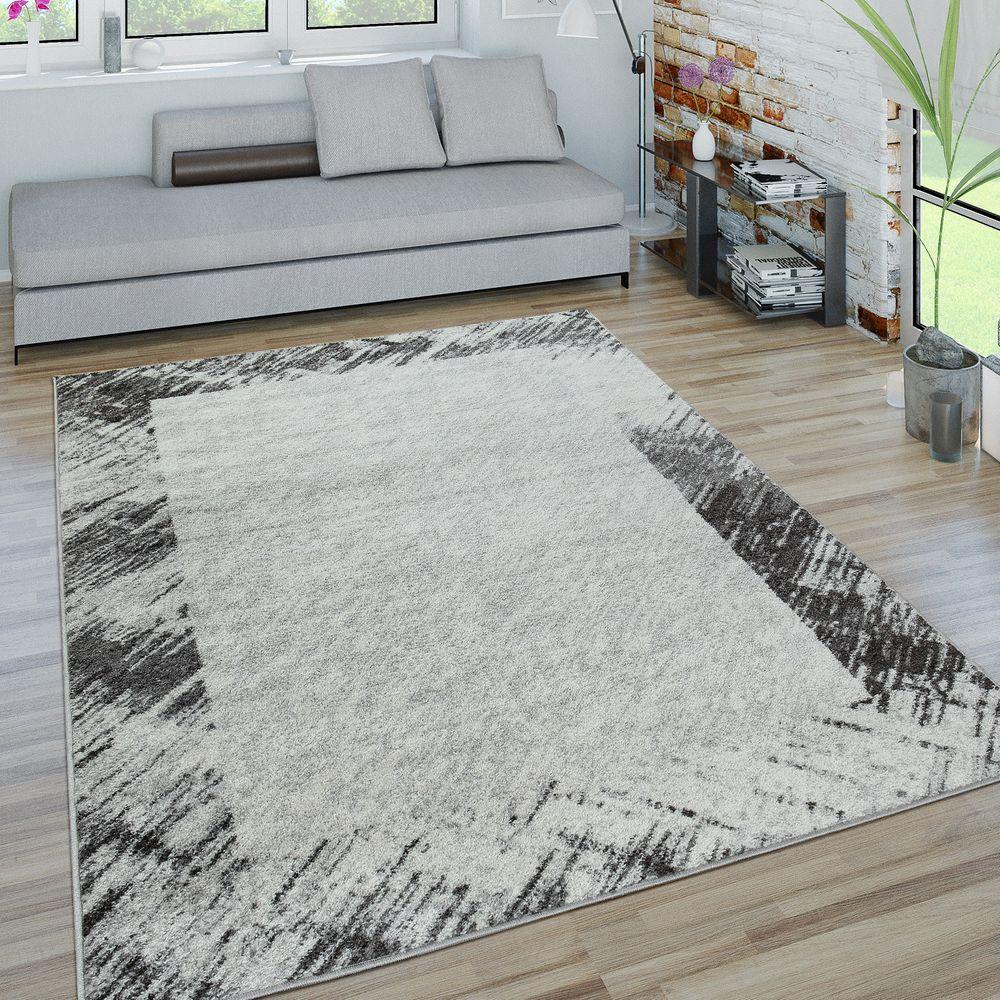 teppich wohnzimmer bordüre design used look
