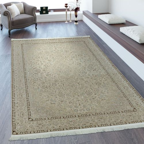 Orientteppich Persisches Muster Beige