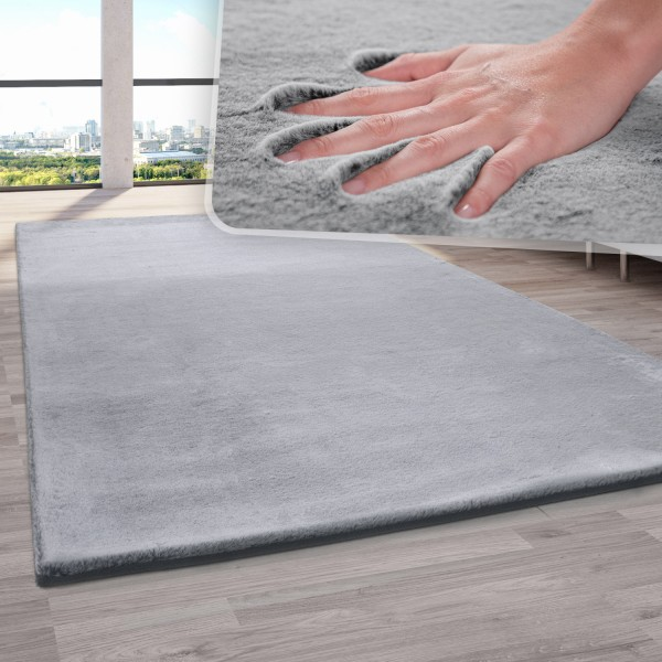 Teppich Wohnzimmer Sehr Weich Und Plüschig
