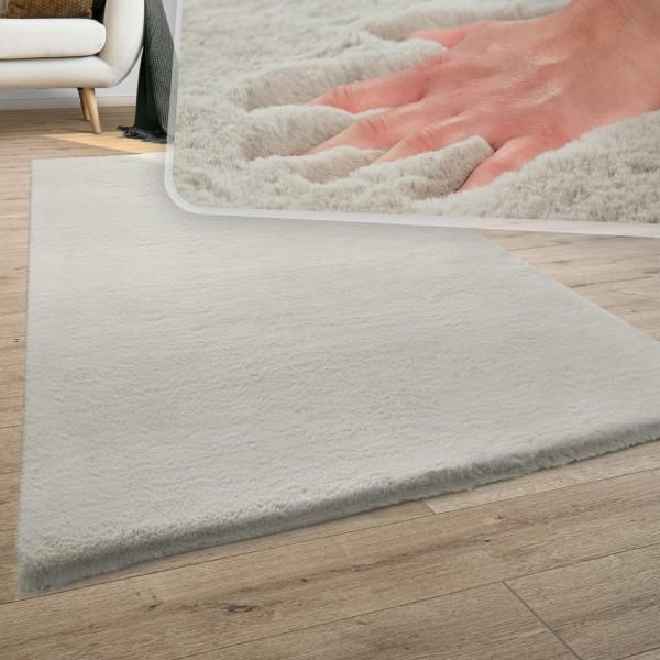 Hochflor-Teppich Weicher Shaggy Waschbar