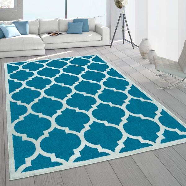 Teppich Marokkanisches Muster Kurzflor