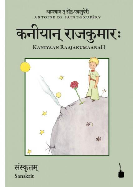 Der kleine Prinz. Kaniyaan RaajakumaaraH, Der kleine Prinz - Sanskrit