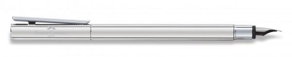 Füller NEO Slim Edelstahl, glänzend, M