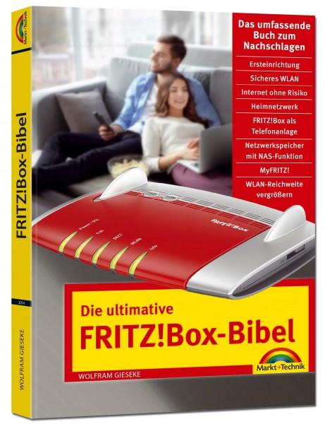 Die ultimative FRITZ!Box Bibel - Das Praxisbuch - mit vielen Insider Tipps und Tricks - komplett in