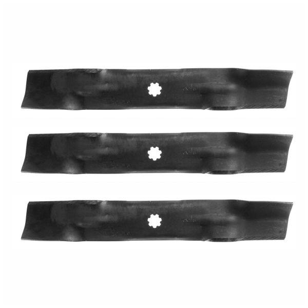 Original John Deere 3-in-1-Standardmesser-Satz für X140, X165